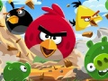 Game Angry Birds: Jigsaw. Spela online