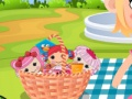 Game Baby Pink - picknick tid. Spela online